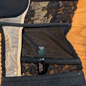 Victoria's Secret Intimates & Sleepwear - Victoria's secret corset and garter set size small